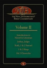 Omslag - The New Interpreter's(r) Bible Commentary Volume II