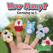 How Many? Counting to 5 av Miranda Kelly (Heftet)
