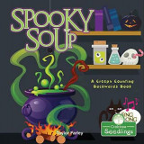 Omslag - Spooky Soup: A Creepy Counting Backwards Book