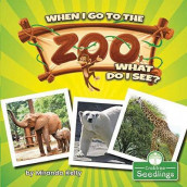 When I Go to the Zoo, What Do I See? av Miranda Kelly (Heftet)