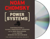 Power Systems av David Barsamian og Noam Chomsky (Lydbok-CD)