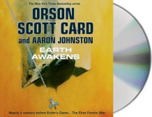 Earth Awakens av Orson Scott Card og Aaron Johnston (Lydbok-CD)