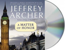 A Matter of Honor av Jeffrey Archer (Lydbok-CD)