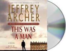 This Was a Man av Jeffrey Archer (Lydbok-CD)