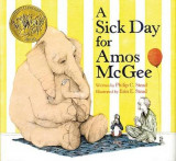 Omslag - A Sick Day for Amos McGee: Book & CD Storytime Set