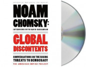 Global Discontents av David Barsamian og Noam Chomsky (Lydbok-CD)