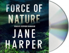 Force of Nature av Jane Harper (Lydbok-CD)