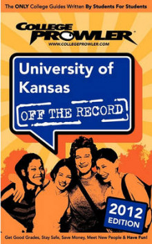 University of Kansas 2012 av Amanda Thompson og Jonah Ballow (Heftet)