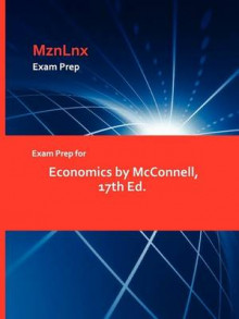 Exam Prep for Economics by McConnell, 17th Ed. av David McConnell (Heftet)