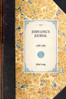 John Long's Journal av John Long (Innbundet)
