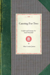 Catering for Two av Alice James (Heftet)