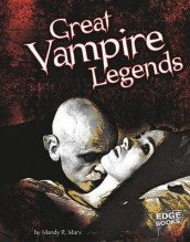 Great Vampire Legends av Mandy R Marx (Innbundet)