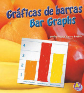 Graficas de Barras/Bar Graphs av Vijaya Khisty Bodach (Innbundet)