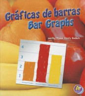 Graficas de Barras/Bar Graphs av Vijaya Khisty Bodach (Heftet)