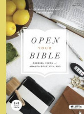 Open Your Bible - Bible Study Book av Myers (Heftet)