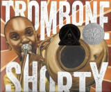 Omslag - Trombone Shorty (1 Hardcover/1 CD)