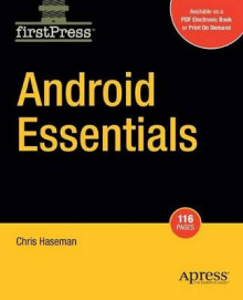 Android Essentials av Chris Haseman (Heftet)