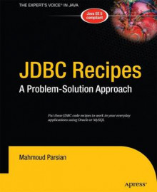 JDBC Recipes av Mahmoud Parsian (Heftet)