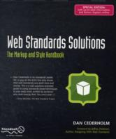 Web Standards Solutions: The Markup and Style Handbook av Dan Cederholm (Heftet)