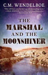 Omslag - Marshal and the Moonshiner