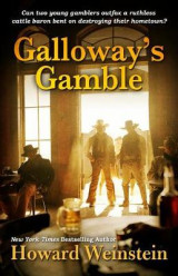 Omslag - Galloway's Gamble