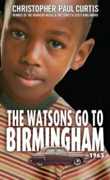 The Watsons Go to Birmingham - 1963 av Christopher Paul Curtis (Innbundet)
