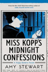 Omslag - Miss Kopp's Midnight Confessions