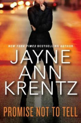 Omslag - Promise Not to Tell