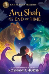 Aru Shah and the End of Time av Roshani Chokshi (Innbundet)