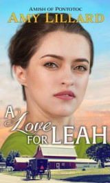 Omslag - A Love for Leah