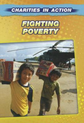 Fighting Poverty (Charities in Action) av Nicola Barber (Innbundet)