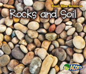 Rocks and Soil: Real Size Science (Real Size Science) av Rebecca Rissman (Heftet)