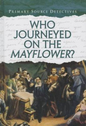 Who Journeyed on the Mayflower? av Nicola Barber (Innbundet)