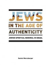 Omslag - Jews in the Age of Authenticity