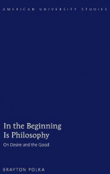Omslag - In the Beginning is Philosophy