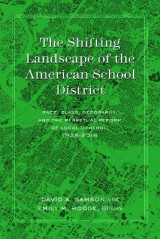 Omslag - The Shifting Landscape of the American School District