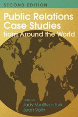Omslag - Public Relations Case Studies from Around the World (2nd Edition)