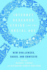 Omslag - Internet Research Ethics for the Social Age