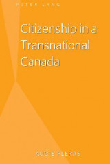 Omslag - Citizenship in a Transnational Canada