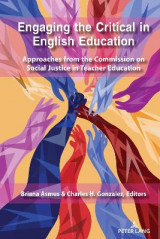 Omslag - Engaging the Critical in English Education