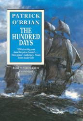 The Hundred Days av Patrick O'Brian (Lydkassett)