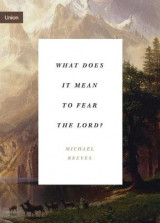 Omslag - What Does It Mean to Fear the Lord?