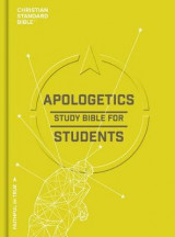 Omslag - CSB Apologetics Study Bible for Students, Hardcover
