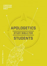 Omslag - CSB Apologetics Study Bible for Students, Hardcover, Indexed