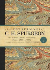 Omslag - The Lost Sermons of C. H. Spurgeon Volume II
