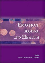 Omslag - Emotion, Aging, and Health