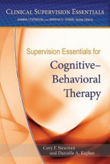 Omslag - Supervision Essentials for Cognitive-Behavioral Therapy