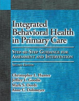 Omslag - Integrated Behavioral Health in Primary Care