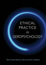 Omslag - Ethical Practice in Geropsychology