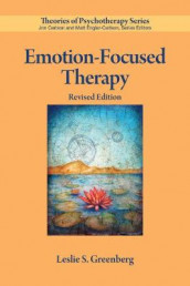 Emotion-Focused Therapy av Leslie S. Greenberg (Heftet)